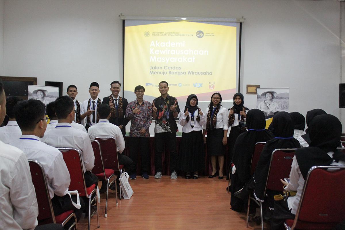 Model Bisnis Sosial Makin Diminati Kaum Muda